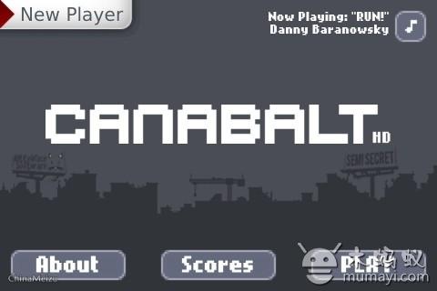 屋顶狂奔 Canabalt HD V2.11
