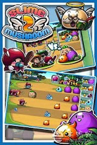 史莱姆大战蘑菇2 Slime vs. Mushroom 2 V2.2