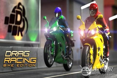 短程高速赛车:摩托车版 Drag Racing Bike Edition V1.1.20
