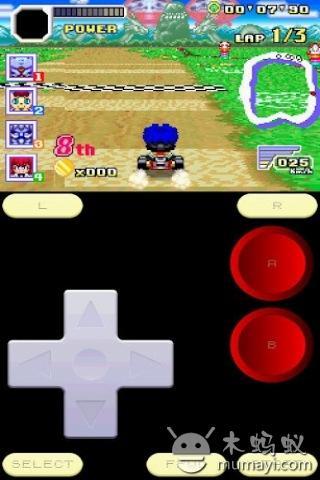GBA模拟器 VGBA GameBoy Advnce Emulator V4.3.13
