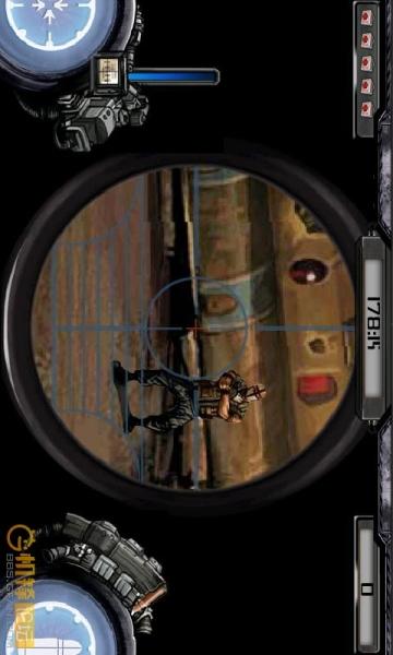 sniper移动目标爆头5次