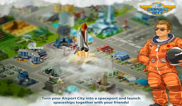空港达人 Airport City 无限金币版-截图
