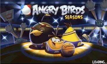 愤怒的小鸟季节版 Angry Birds Seasons-截图