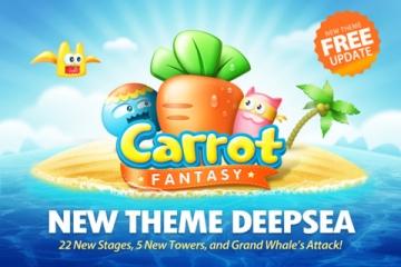 保卫萝卜官方版 Carrot Fantasy-截图