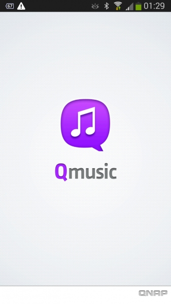 威联通 QNAP Qmusic-截图