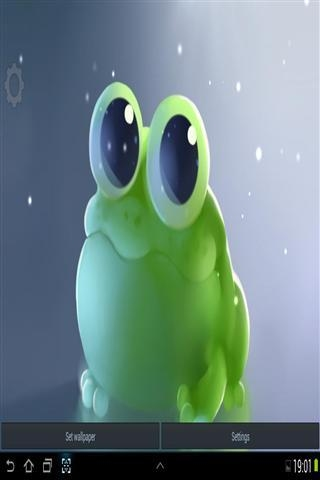 苹果青蛙动态壁纸-截图