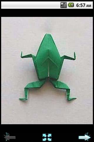 如何折叠纸青蛙