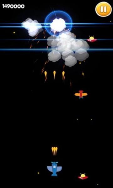 太空飞机大战