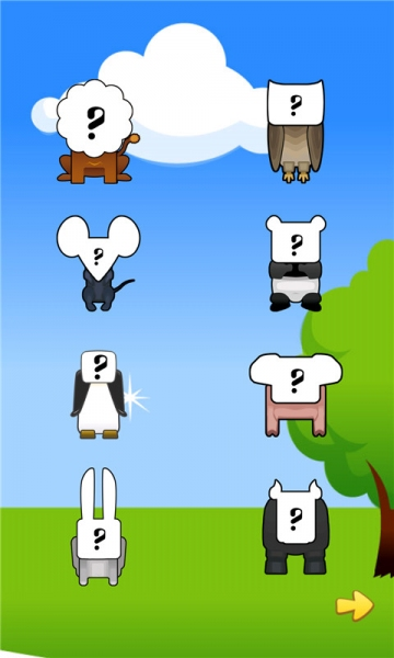 式来学习动物的特征