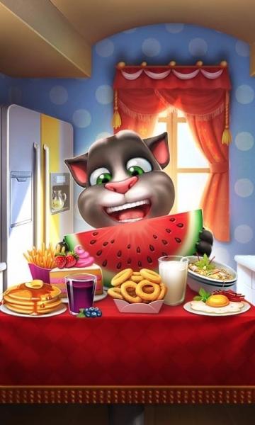 我的汤姆猫-截图