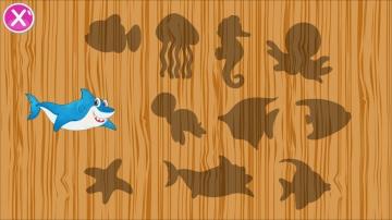 儿童宝宝钓鱼-截图