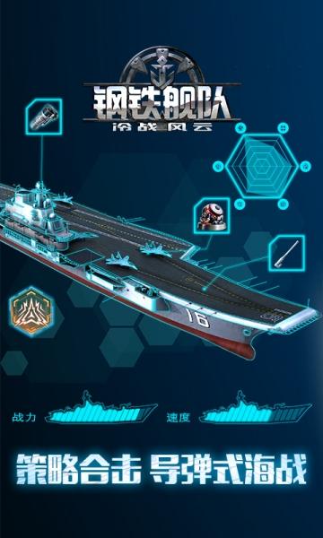 钢铁舰队-截图