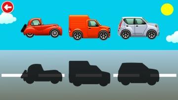 儿童汽车游戏-截图