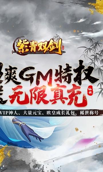 紫青双剑(送GM真充) -截图