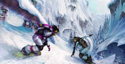 手机滑雪游戏大全