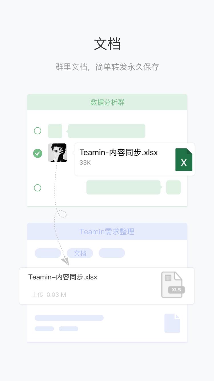 Teamin群协作
